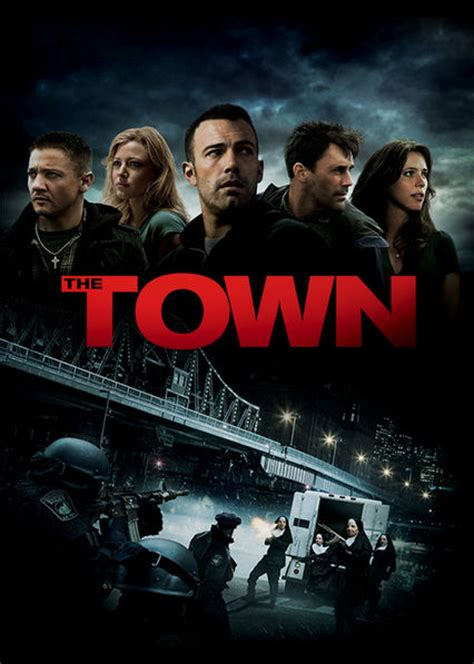 new zealand gangster film is the town available to watch on netflix in australia