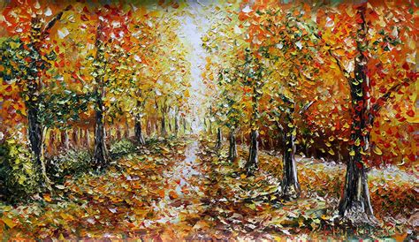 paintings for sale buy landscape painting for sale autumn by www rybakow