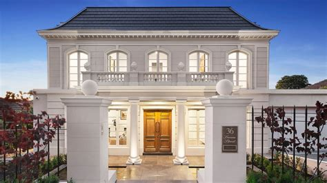 House Plans For Mansions by Copycat Houses Ruining Melbourne S Genuine Heritage
