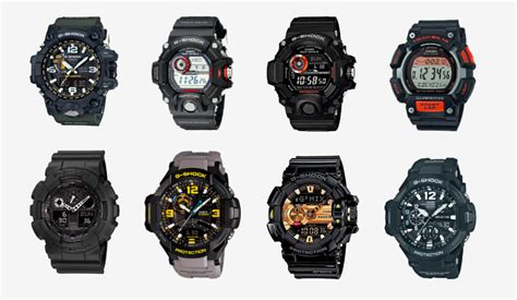 best g shocks like a g the best g shock watches outdoorrated