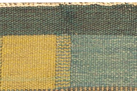 Flat Woven Rugs by Vintage Swedish Flat Woven Rug For Sale At 1stdibs