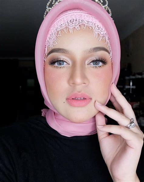 trend bawal tudung bawal 2017 inspirasi selebriti indonesia nanathnadia