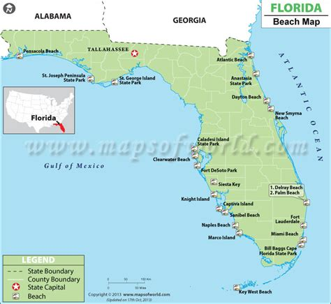 a map of florida beaches florida beaches map best beaches in florida map of