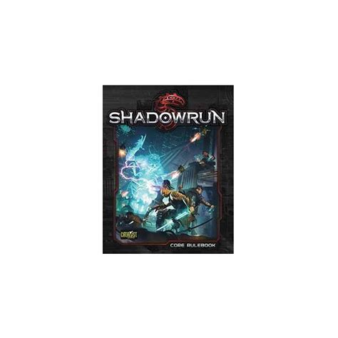 rulebooks shadowrun 5 shadowrun 5th edition rulebook boutique philibert