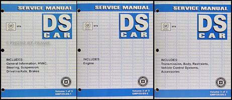 car repair manual download 2005 cadillac sts lane departure warning 2005 cadillac sts original repair shop manual 3 volume set