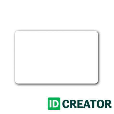 id card blank template free custom id card templates by idcreator make id badges