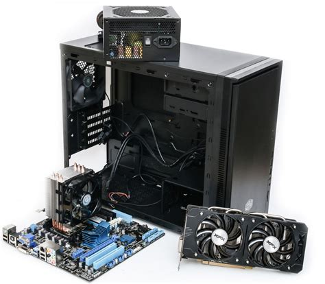 Uberclok Offers Gaming Rigs On The Cheap by Building A Pc Gaming Rig G3t Ch33s3d
