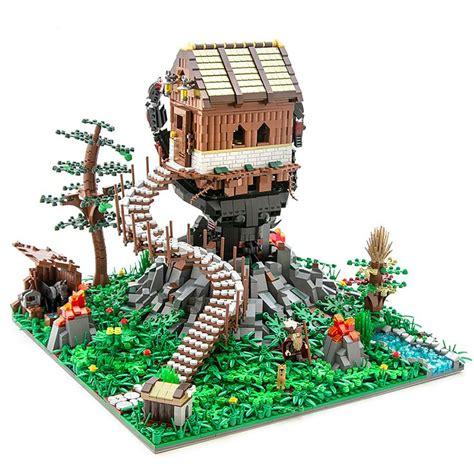 wood lego house 18 best images about lego treehouse on pinterest lego