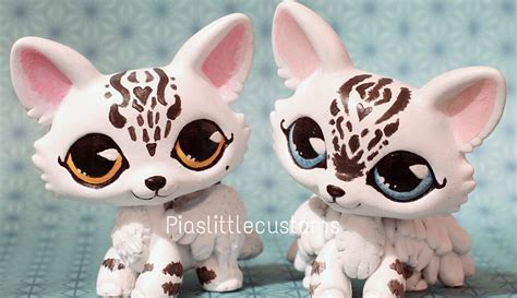 Customs littlest pet shop original characters