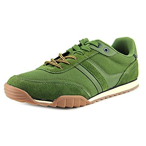 hilfiger athletic shoes hilfiger newman2 suede sneakers light green