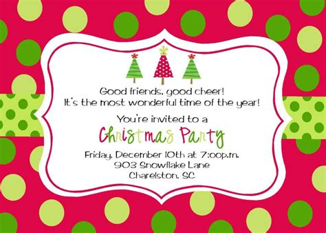 free printable christmas invitations template free printable invitations template update234 template update234