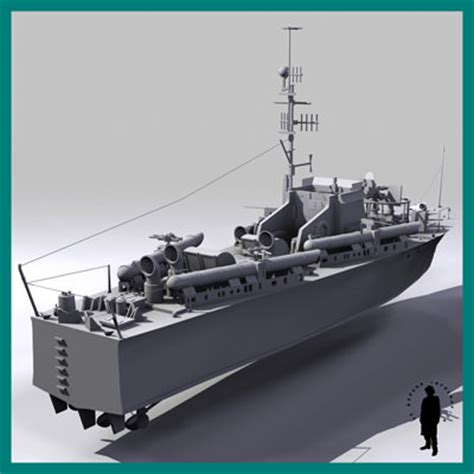 is a boat considered a motor vehicle vosper 73 foot motor to 3d model max cgtrader