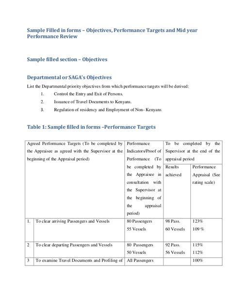 sle 90 day performance review template mid year performance appraisal template best photos of