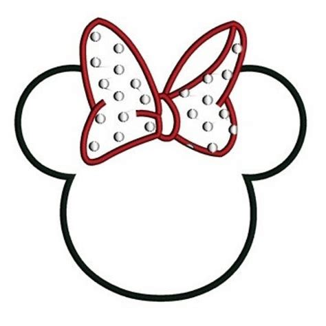 minnie mouse ear template minnie mouse ear template choice image template design ideas