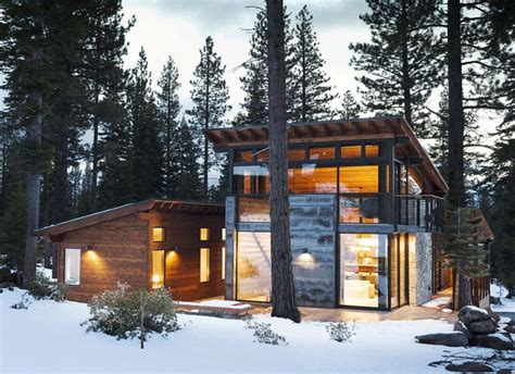 cabin plans modern 25 best ideas about modern mountain home on