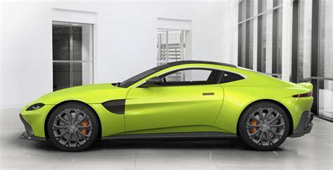 2019 Aston Martin Vantage Configurator by New Aston Martin Vantage 6speedonline