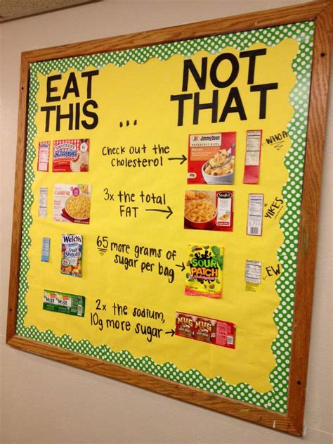 d cor og ra phy school of decorating march health month bulletin board res life reslife