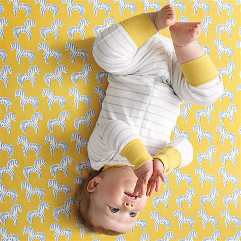 nicoletta ropa de cama andersson baby sleeper cloud stripe serena