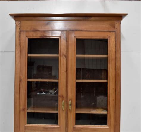 libreria in ciliegio libreria di ciliegio antiquites lecomte