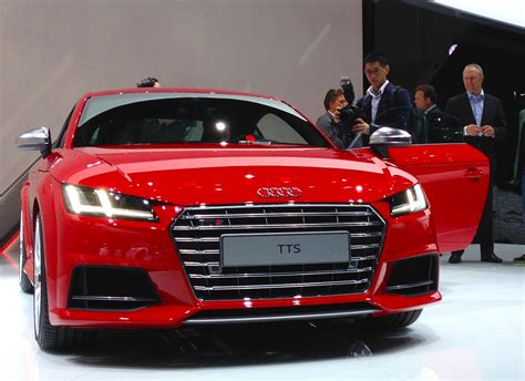 Tts Audi 2014 by Switzerland Geneva 2014 Reports Best Selling Cars
