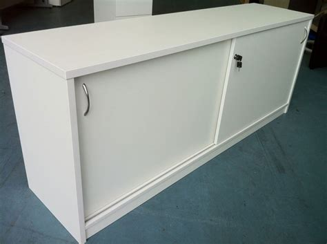 white credenza credenza white 1800w x 450d x 720h kenn office furniture