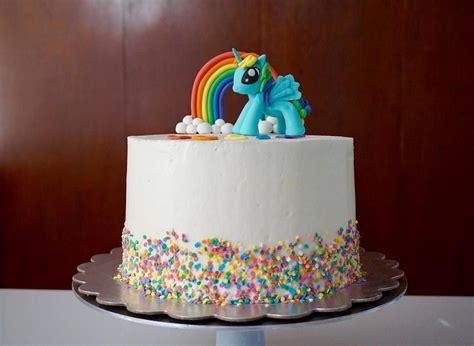 Rainbow Buttercream Uk15 1 rainbow dash is to today chocolate cake with funfetti vanilla swiss