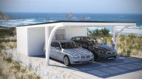 carport mit rundbogen carport mit ger 228 teraum solarterrassen carportwerk gmbh