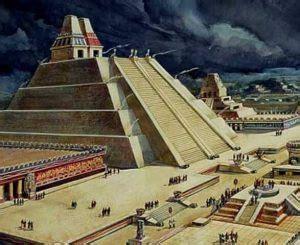 imagenes de templos aztecas la religi 243 n de los aztecas dioses y templos cultura