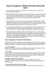 strategy document template 5 comprehensive strategic business plan template
