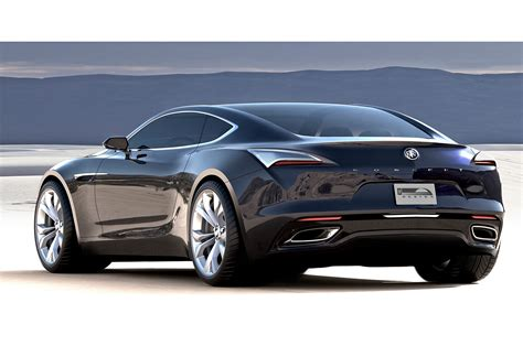 buick avista concept stuns detroit with gorgeous design