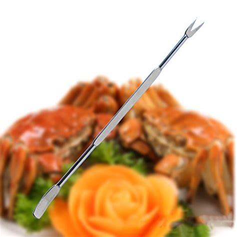 crab cracker set artcome seafood tools set lobster cracker crab cracker