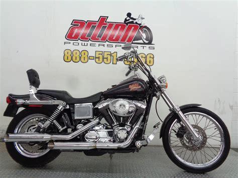 2001 Harley Davidson Glide by 2001 Harley Davidson Fxdwg Dyna Wide Glide For Sale Tulsa