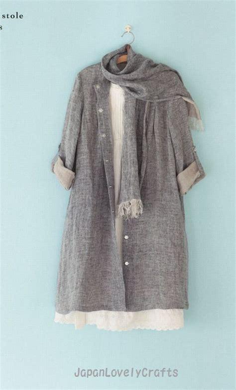 Syifa Basic Dress 22 simple style dress by machiko kayaki japanese sewing pattern book f sew
