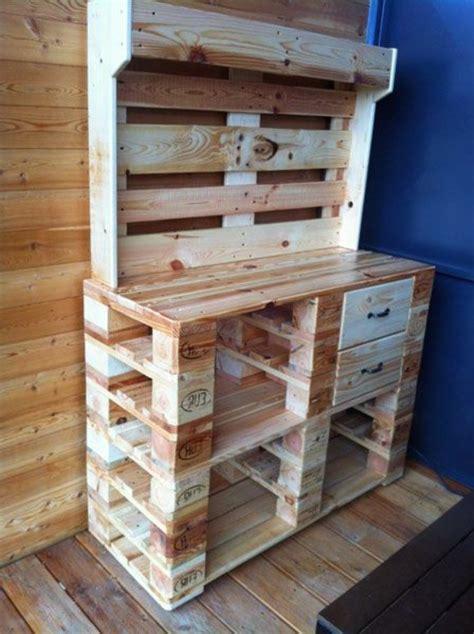 palets muebles 1001 ideas para hacer muebles con palets f 225 ciles