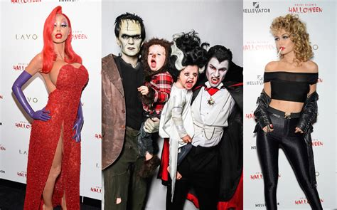 top 10 celebs of all time the best celebrity halloween costumes of all time for your