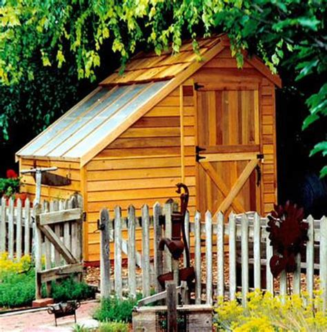 small cedar greenhouse kits wooden greenhouse sheds