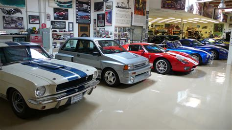s garage worth leno car collection value cars cars