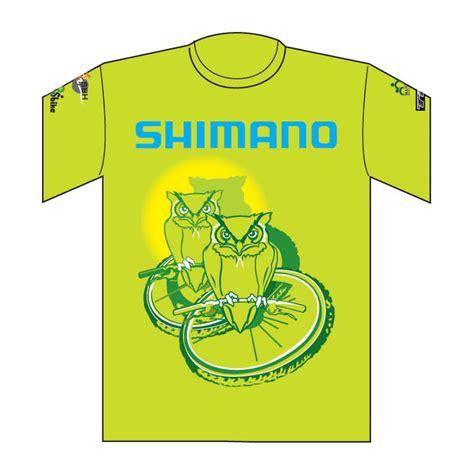 T Shirt Wajah Hantu shimano burung hantu 2013 riders plate and shirts shimano burung hantu