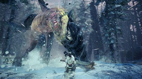 monster hunter world iceborne expansion coming  ps