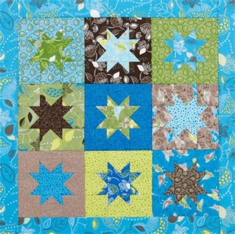 Allpeople Quilt by Quilting Color Trend Blue Allpeoplequilt