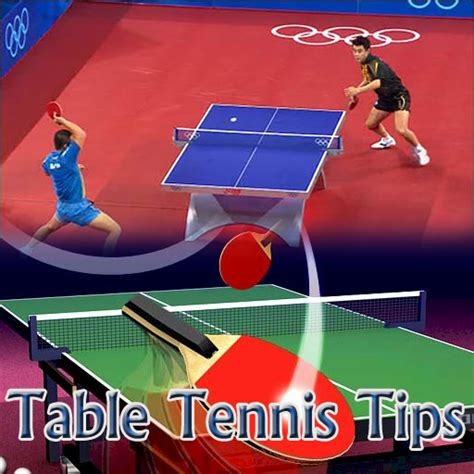 Table Tennis Techniques by Table Tennis Tips Appstore For Android