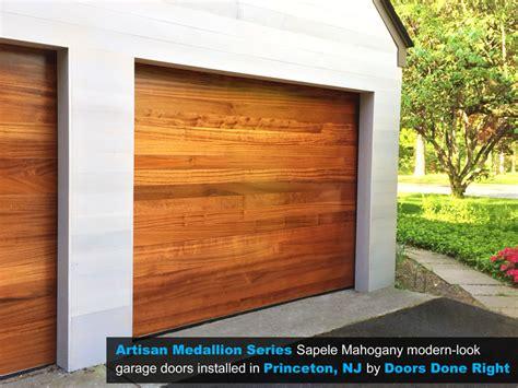 Garage Princeton Nj by Doors Done Right Garage Doors And Openers Artisan