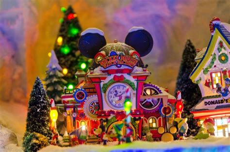 disney world resort decorations tour