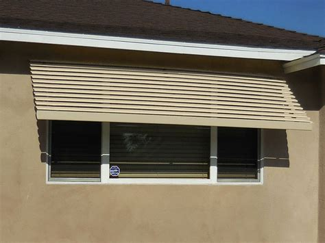 Aluminium Shade Awnings by Aluminum Awnings Superior Awning