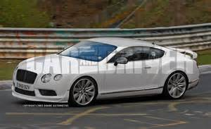 Bentley Continental 2016 Car And Driver