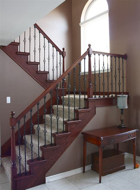 stair case the yellow cape cod staircase makeover before and after
