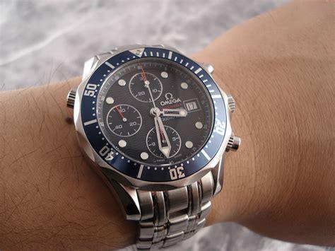 Omega Seamaster Chronoraph Premium 5 image gallery omega seamaster chronograph
