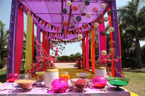 holi decoration ideas for office holi party