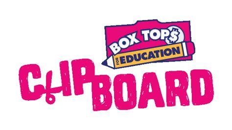 box tops clip box tops for education boxtops4education