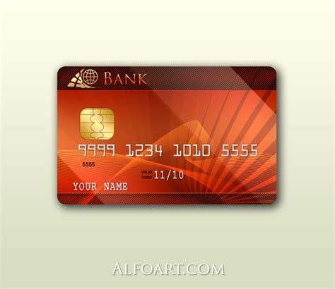 Template Credit Card Photoshop Process Of A Platinum Credit Card Using Photoshop